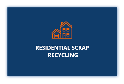 Residential Scrap Recycling