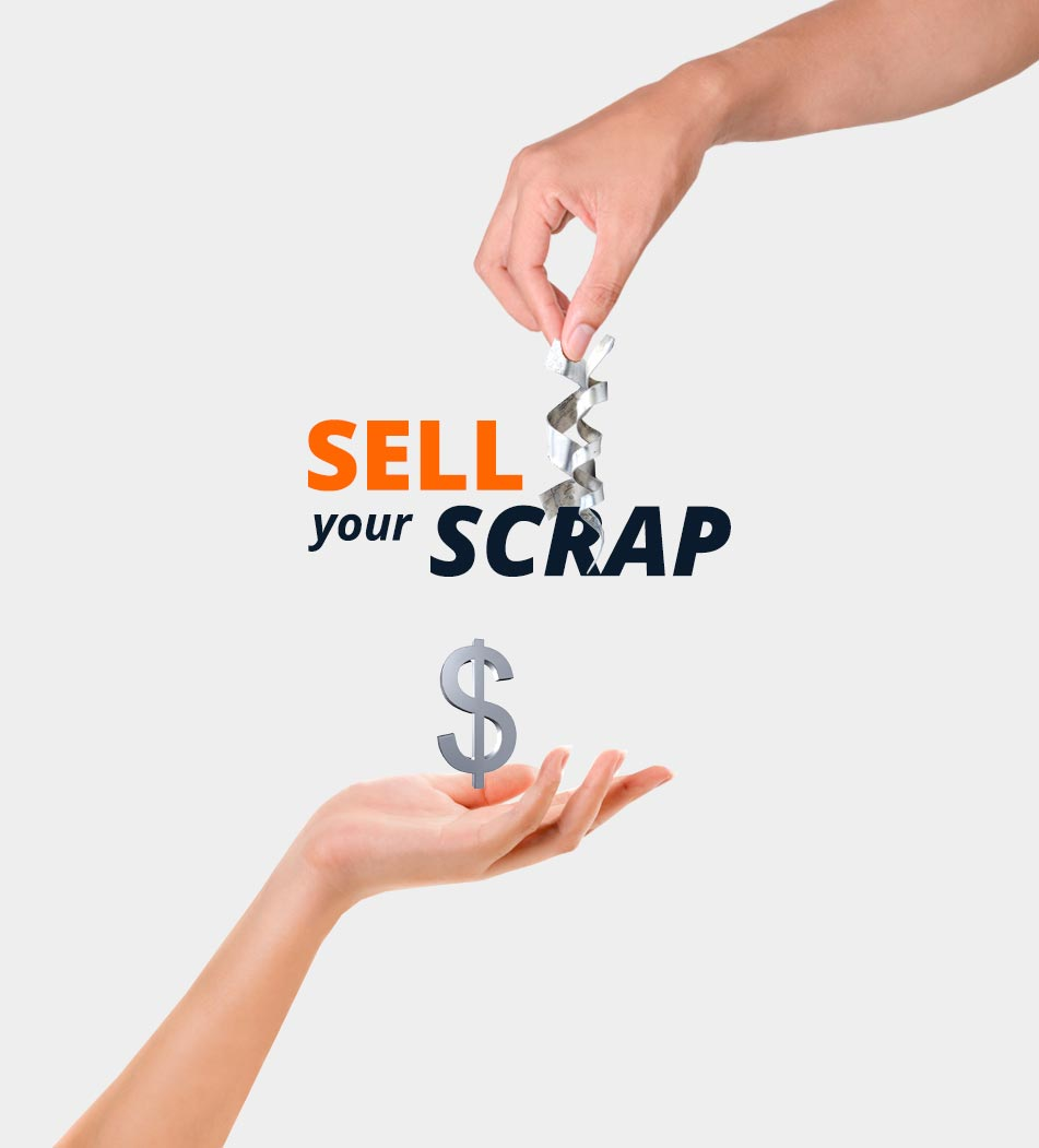 Sell your scrap